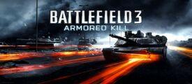 Известна дата выхода DLC Armored Kill для Battlefield 3