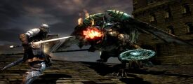 На следующей неделе стартует бета-тестирование Dark Souls 2