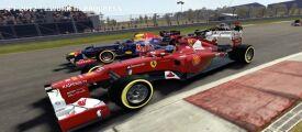 Пробуйте демку гоночного симулятора F1 2012