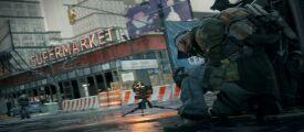 В The Division сражения между геймерами возможны будут только в одной зоне