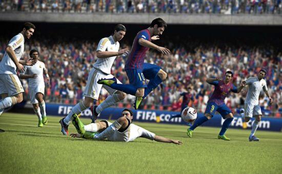 FIFA 13 выйдет 28 августа?