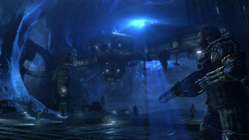 Первые скриншоты к игре Lost Planet 3