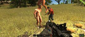 В игре Rust добавили обнаженных девушек