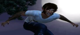 Вампиры и зомби в The Sims 3