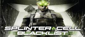 Системные требования игры Splinter Cell: Blacklist