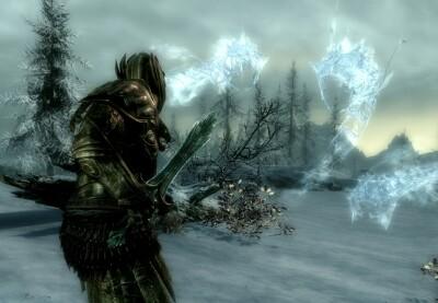 В The Elder Scrolls V: Skyrim теперь есть реалистичные корзины