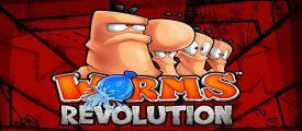 Worms Revolution отправились воевать на Марс