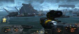 Немного улучена графика в  Fallout 4