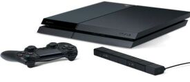 Первые фотографии PlayStation 4