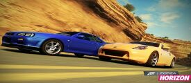 Пробуйте демку гоночного симулятора Forza Horizon