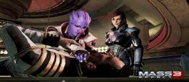 Релизный трейлер нового дополнения к игре Mass Effect 3